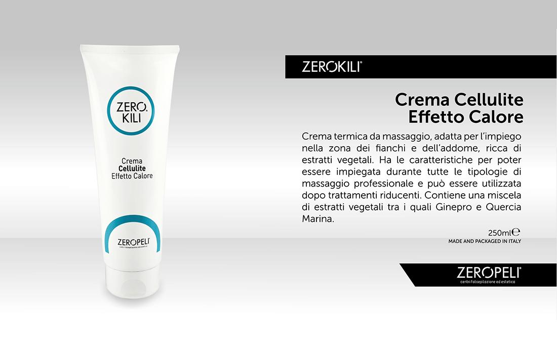 Zerokili Crema Cellulite 250ml