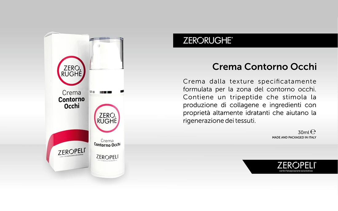 Crema Contonro Occhi ZeroRughe