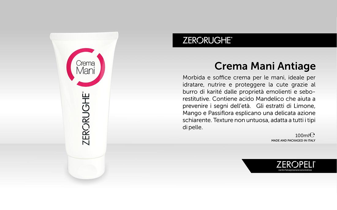 Crema Mani Delicate ZeroRughe