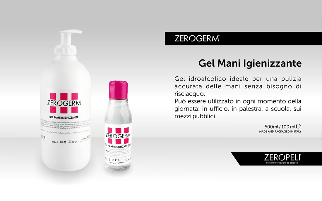 Gel Mani Igienizzante